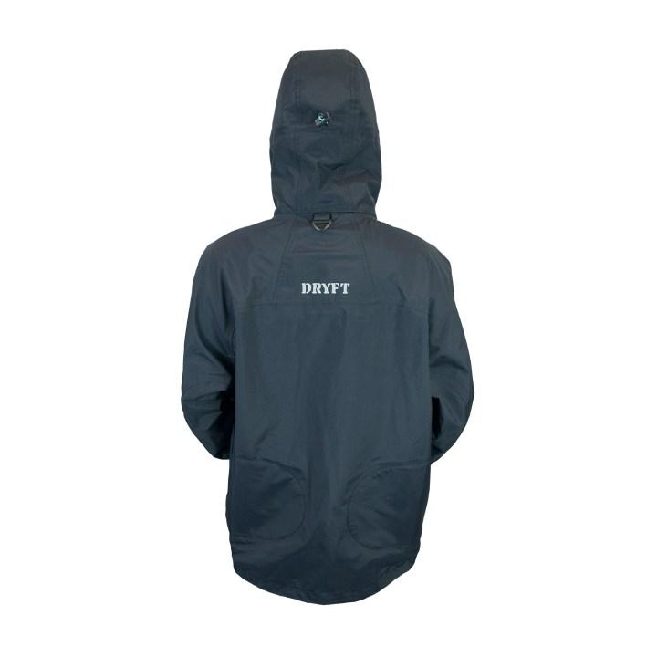 DRYFT Primo Rain Jacket mens back