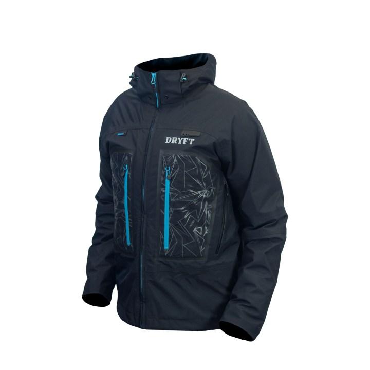 DRYFT Primo Rain Jacket side mens