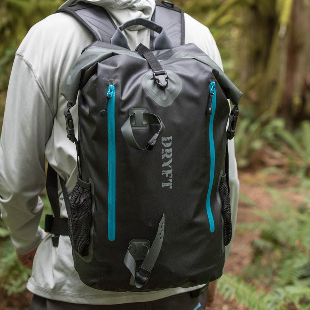 e28ef5dfd3bc BKCNTRY Waterproof Backpack - DRYFT™ Fishing Waders
