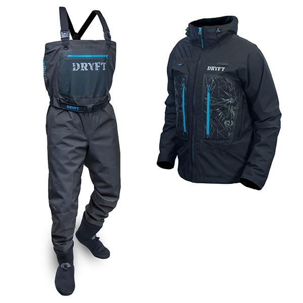 DRYFT S14 and Primo Rain jacket bundle