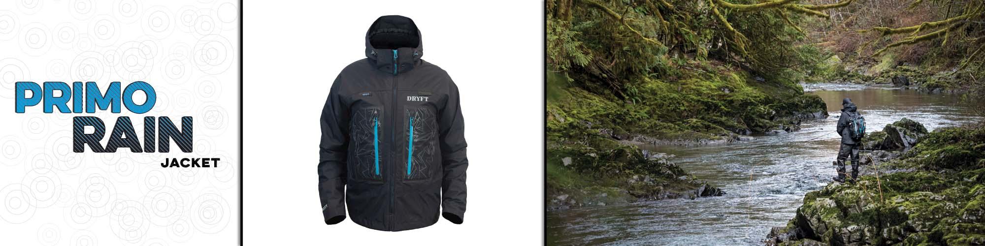 DRYFT Primo Rain Jacket