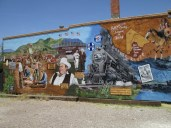 """further down """"Big Breswter's"""" mural...see anything"""