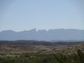 the Sierra del Carmen in Mexico...part of the Sierra Madre Oriental
