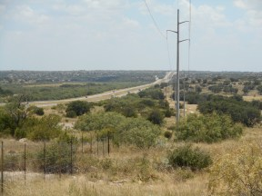 """Sonora TX - 21.6"""", steppe, mesquite-juniper scrub, live oak savannah...see another change on the right side?"""