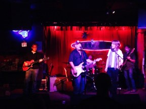 Jon Dee Graham and the Fighting Cocks rock the Continental Club...Tamale House #1 even better live