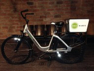 the new bike share prototype from Bike Marfa