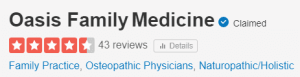 Oasis Family Medicine Yelp