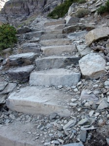 Rock Staircase