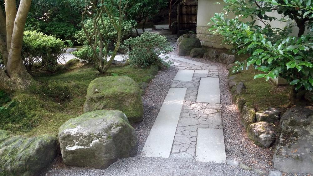 Drystonegarden 187 Blog Archive 187 Portland Japanese Garden