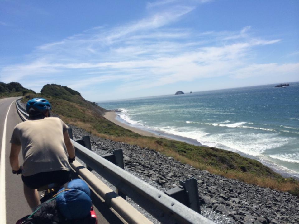 Bicycle Touring Baja California
