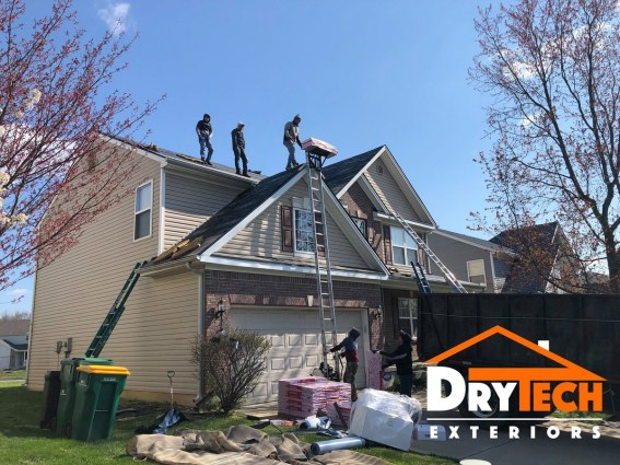 Dayton Oh Roofing - DryTech Exteriors (9)