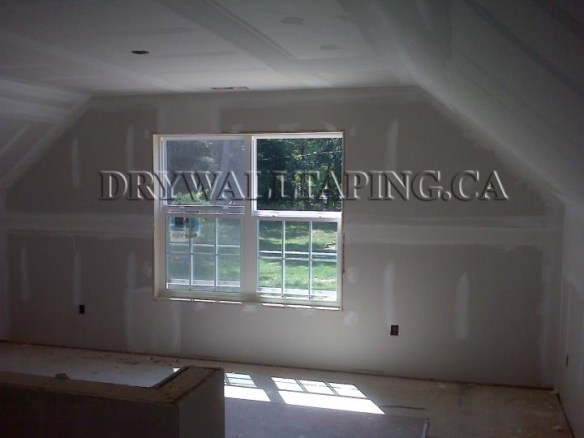 Residential Drywall Taping Services