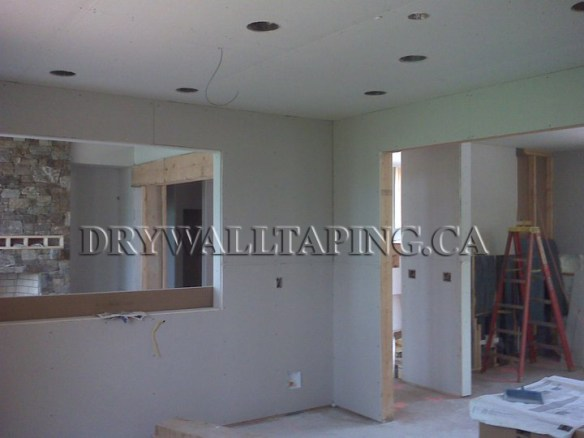 Drywall Installation Contractor Services