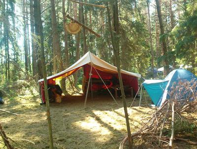 Obóz Litwa 2005