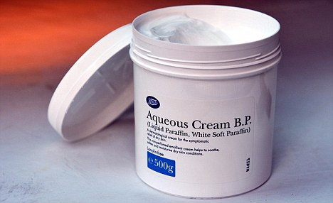 Aqueous Cream dan Eczema