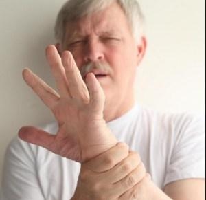 pain hand