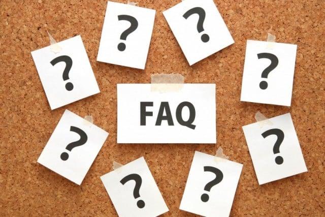 Q&A」や「よくある質問」ページの重要性や作り方