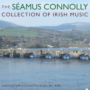 Séamus Connolly Collection of Irish Music