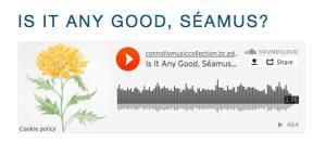 Audio track using SoundCloud