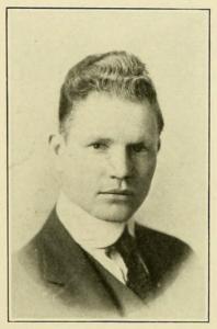 Thomas D. Craven, c.1917