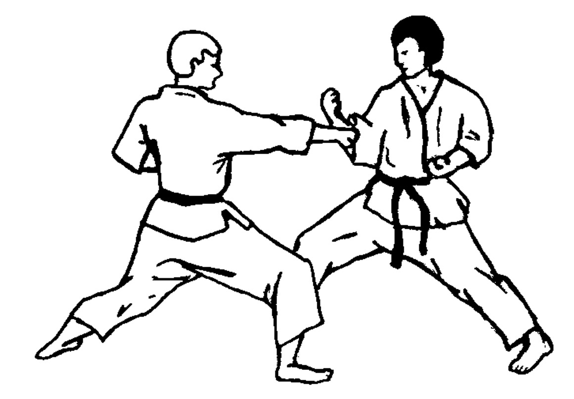 karate vă ajută să pierdeți în greutate