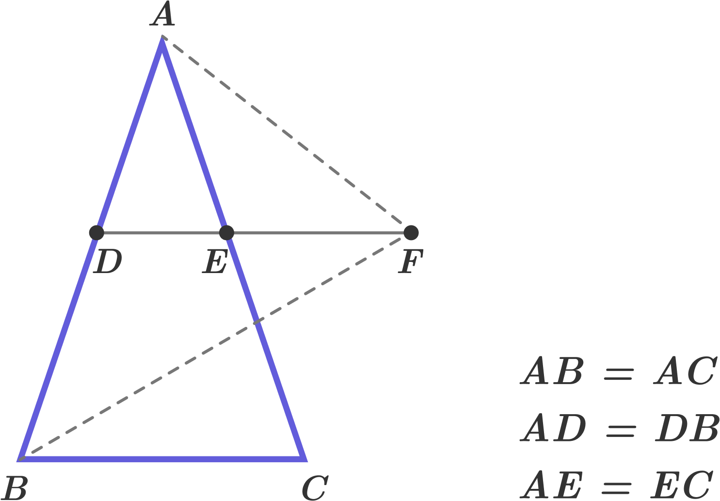 Geometry Problem On Similar Triangles Problem Solving