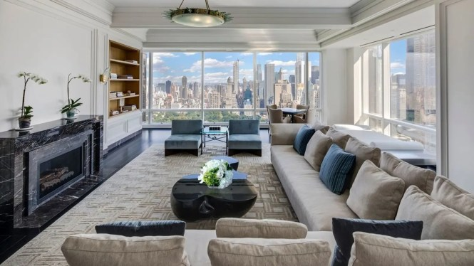 Trump International 1 Central Park West Nyc Condo Apartments Cityrealty