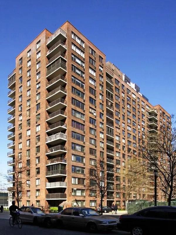 Park West Village 792 Columbus Avenue Nyc Al