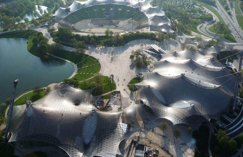 Parc olympique de Munich - Frei Otto