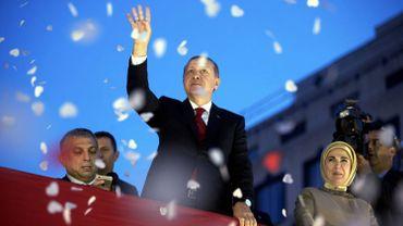 Recep Tayyip Erdogan appelle les Turcs en Europe à faire beaucoup d'enfants