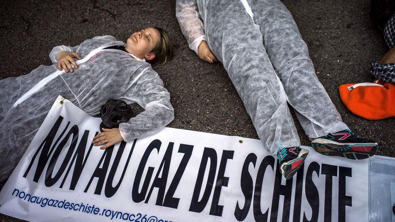 Le gaz de schiste suscite une grande polémique en Europe.