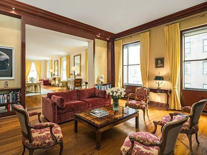 The 71m Apartment Purchased By Izzy Englander