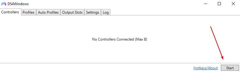 ds4windows install