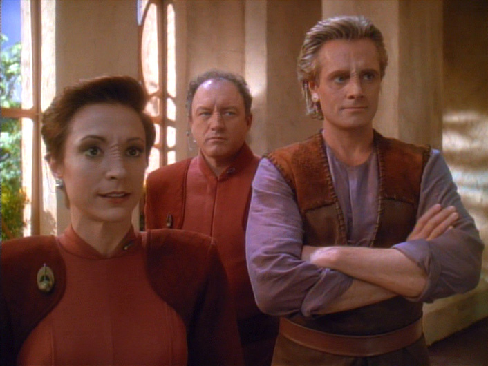 Bajorans three