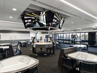 Next Generation Learning Spaces