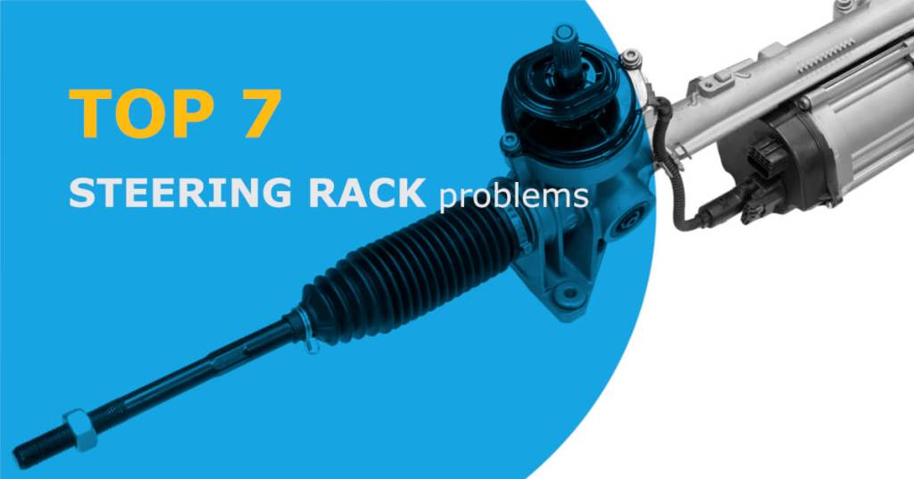 """""""If it ain't broken, don't fix it."""" Here's a list for you to find out if you need to repair your steering rack!"""