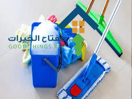 شركة تنظيف الفلل المحروقة غرب الرياض