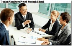 training manajemen konstruksi murah