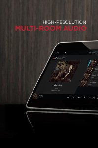 multi-room audio control