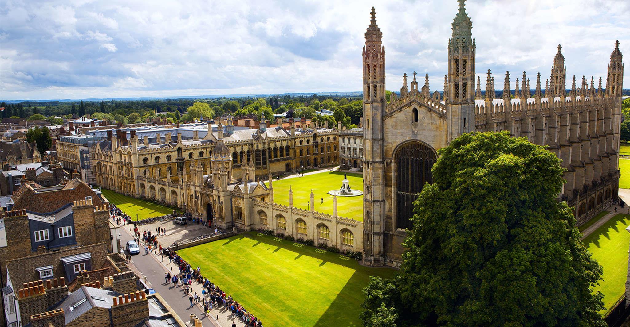 Essential Cambridge Walking Tour In Spanish On Tourmega