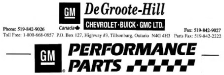 DeGroote-Hill chevy