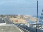 coin beach, delaware seashore state park, beach conditions post hurricane sandy in delaware