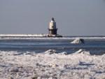 the point, cape henlopen state park, breakwater lighthouse, harbor of safe refuge, delaware, sussex county