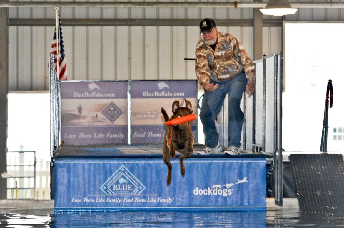 delmarva outdoors Expo, dock dogs, delaware, delaware state fair, harrington, kent county,