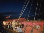 Lewes, delaware, Draken Harald Hårfagre, viking ship, sussex county