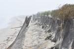 broadkill beach, delaware bay beach, sussex county, beach erosion, storm gordon