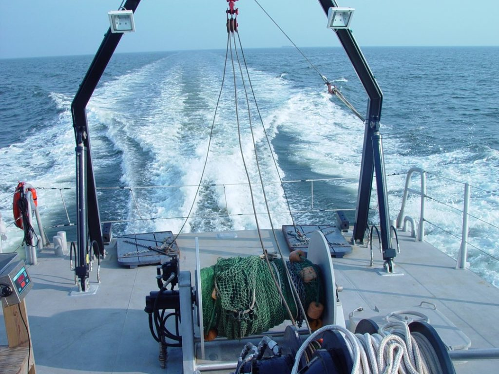 prime hook lectures, trawl survey
