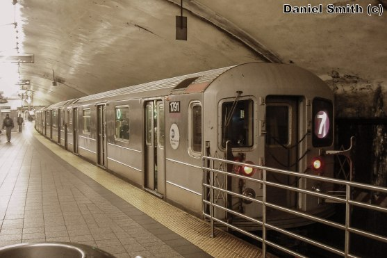 7 Train at Grand Central