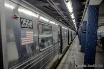 D Train Local at 116th Street