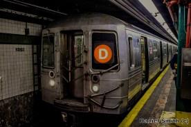 D Train at Norwood-205th Street
